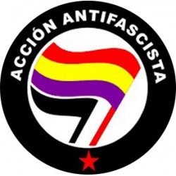 Chapa Acción Antifascista Republicana