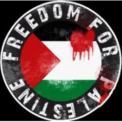 "Chapa Palestina ""Free Gaza"""