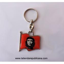 Llavero Metálico Che Guevara
