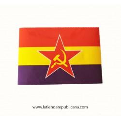 Pegatina República comunista