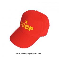 Gorra CCCP