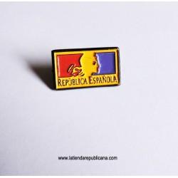 Pin República Española