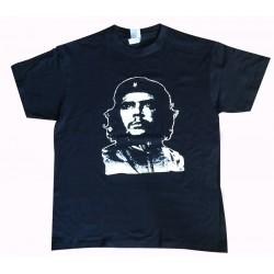 Camiseta Negra Che Guevara