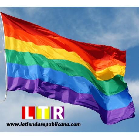 Bandera Arcoíris. Bandera de la Libertad