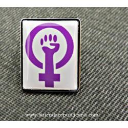 Pin Puño Feminista