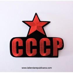 Parche CCCP - Estrella Roja