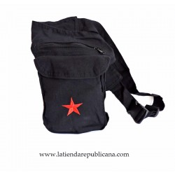 Riñonera/Bolso Estrella Roja