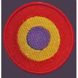 Parche Republicano Redondo (símbolo de la aviación)