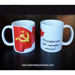"Taza Comunista ""Proletarios"""