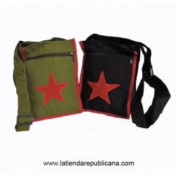Bolso Bandolera Estrella Roja