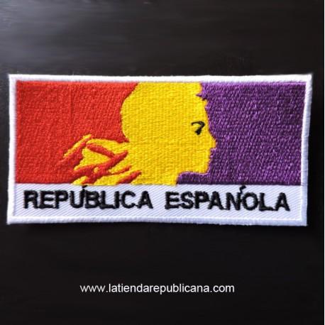 Parche República Española