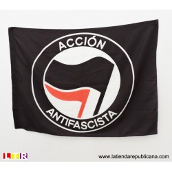 Bandera Acción Antifascista