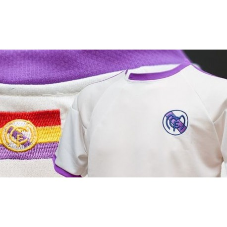 Camiseta Madrid C.F. (Republicana)