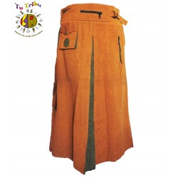 Falda midi nepalí