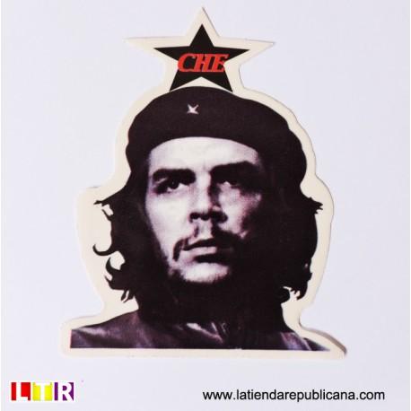 Pegatina Che Guevara Estrella