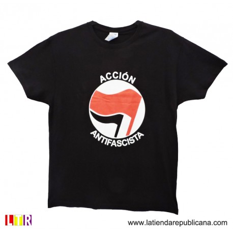Camiseta Acción Antifascista