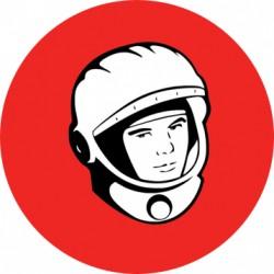 """Chapa """"Yuri Gagarin"""""""