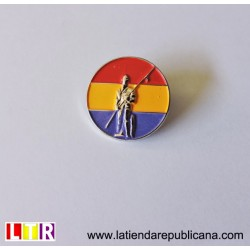 Pin Soldado Republicano