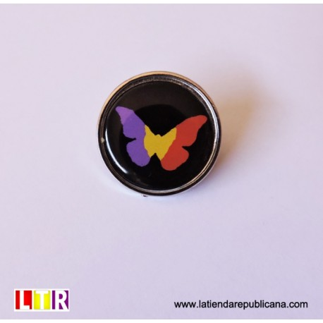 Pin Mariposa Republicana