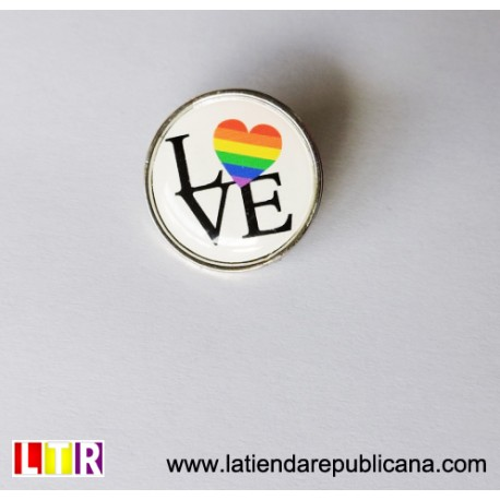 Pin Love LGTBI