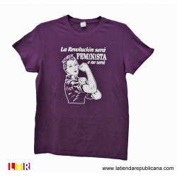 Camiseta Revolución Feminista