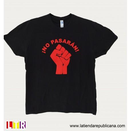 """Camiseta """"¡No Pasarán!"""""""