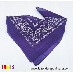 Pañuelo Morado