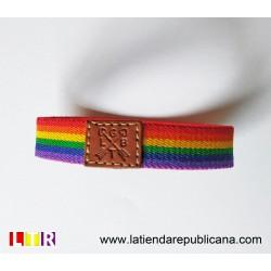Pulsera Elástica LGTBI