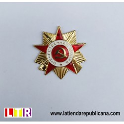Insignia Soviética Estrella
