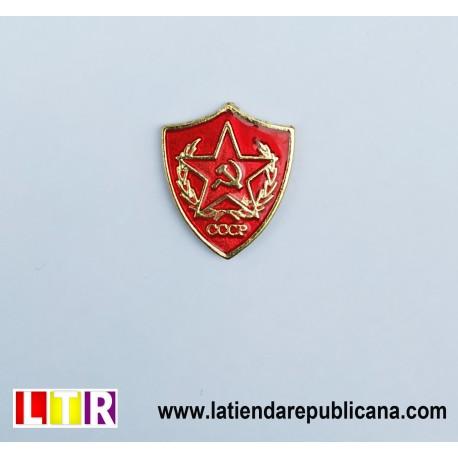 Insignia Escudo CCCP