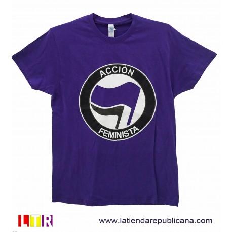 Camiseta Acción Feminista