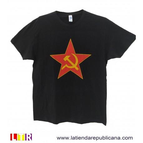 Camiseta Estrella Comunista