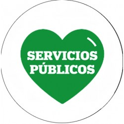 Chapa Corazón Servicios Públicos