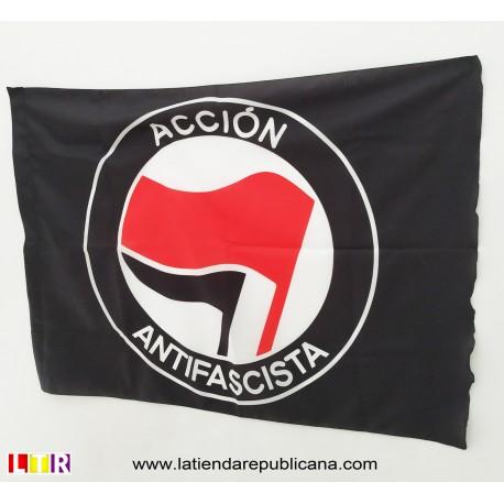 Bandera Acción Antifascista
