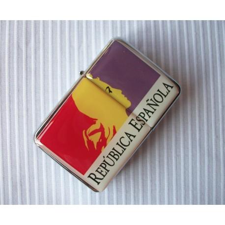 Zippo Alegoría República Española