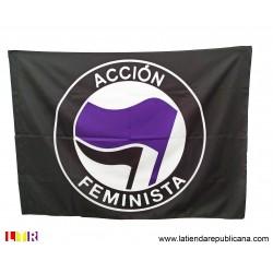 Bandera Acción Feminista