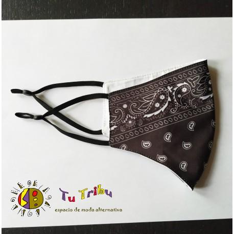 Mascarilla diseño bandana
