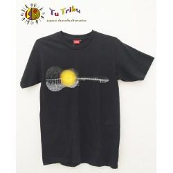 Camiseta Forest guitar