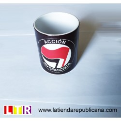 Taza Acción Antifascista