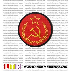 Parche comunista laureado