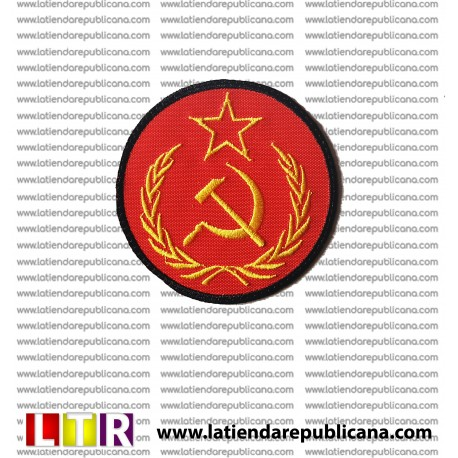 Parche comunista laureado