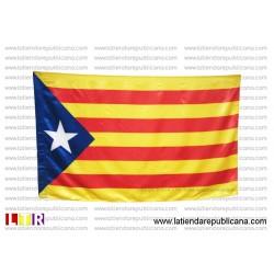 Bandera Republicana Estrella Roja (Tamaño Grande)