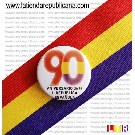 Chapa 90 Aniversario