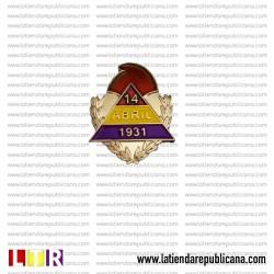 Insignia 14 Abril 1931