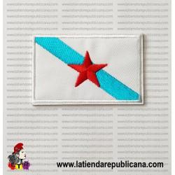 Parche Bandeira Nación Galega - Galiza Nacion