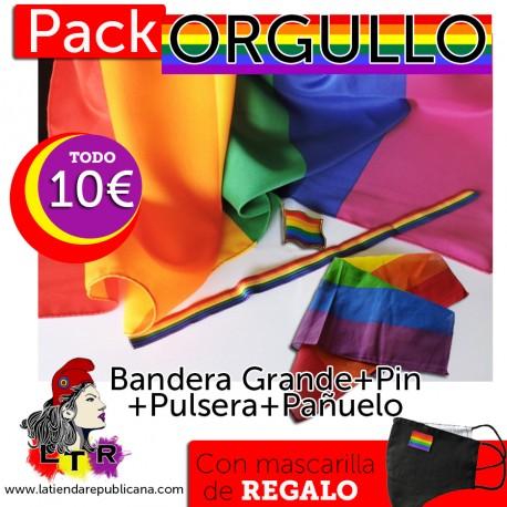 """Pack """"ORGULLO"""" Nuevo"""