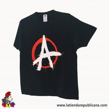 Camiseta Anarquista
