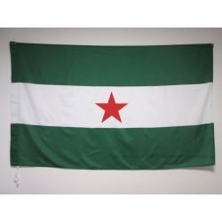 Bandera de Andalucía - Arbonaida