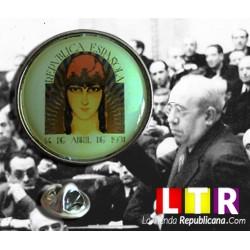 Pin Alegoría Republicana