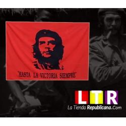 Bandera Roja Che Guevara
